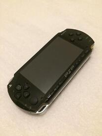 Psp with games and more