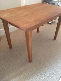 Oak Table -Studio One