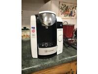 Tassimo Bosch White T45 Joy Coffee Machine