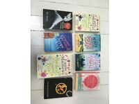 8 x Job lot of books, most are brand new, unwanted gifts! RRP £65 plus, good condition.