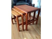 Nordic nesting tables