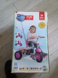 2 in 1 kids bike brand new