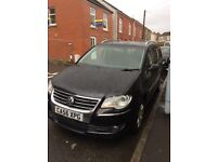2006 VW TOURAN 2.0 Diesel 7 seater with full service history