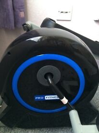 Pro fitness new magnetic cross trainer nearly new