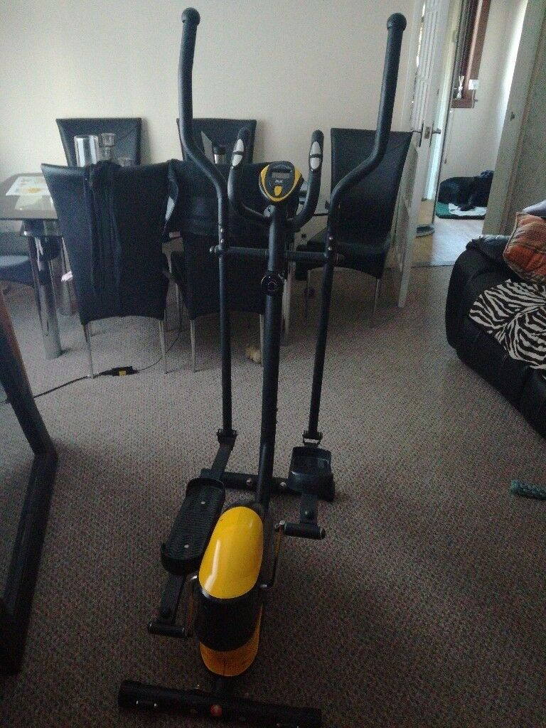 Crosstrainer Everlast EV-445