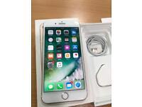 APPLE IPHONE 7 PLUS WHITE&GOLD 32GB UNLOCKED GOOD CONDITION