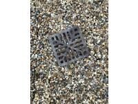 Small Cast iron drain gully grate cover