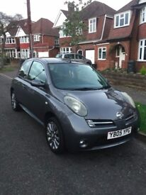NISSAN MICRA SPORT+ 2005 1.2L 3dr FOR SALE!! PERFECT FIRST CAR!! OPEN TO OFFERS