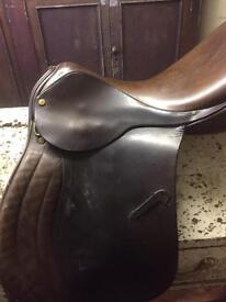 Frank Bains gp saddle