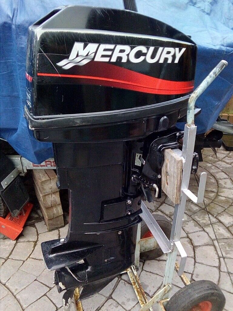 Mercury 25hp Short Shaft Outboard Tiller | in Hucclecote, Gloucestershire |  Gumtree