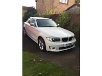 BMW 1 Series Coupe 118d Exclusive Edition (diesel)