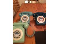 John lewis wild and wild retro telephones rrp £35