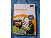Health, safety and environment test book