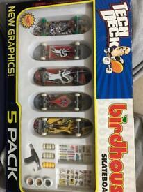 Tech deck skateboards