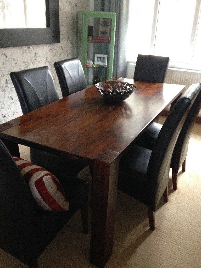 6 Cousins Dining Chairs