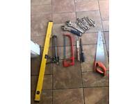 Tool job lot various items