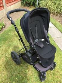 Ickle Bubba - The Stomp V3 all in one travel system.