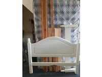 SOLD Queen (3/4) Bed with mattress FREE