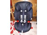 Britax Evolva 123 car seat