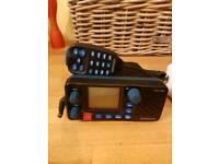 Navman VHF7200 Marine Radio
