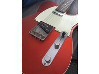 Japanese Fender Vintage 62 Telecaster