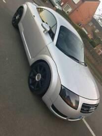 Audi TT QUATTRO 2003