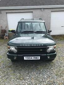 2004 LandRover Discovery 2 TD5