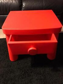 IKEA Mammut Child's Bedside Table