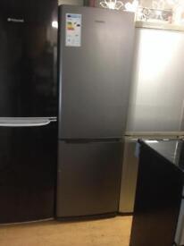 Grey Samsung fridge freezer