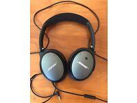 BOSE QC25 Sound-Cancelling Headphones
