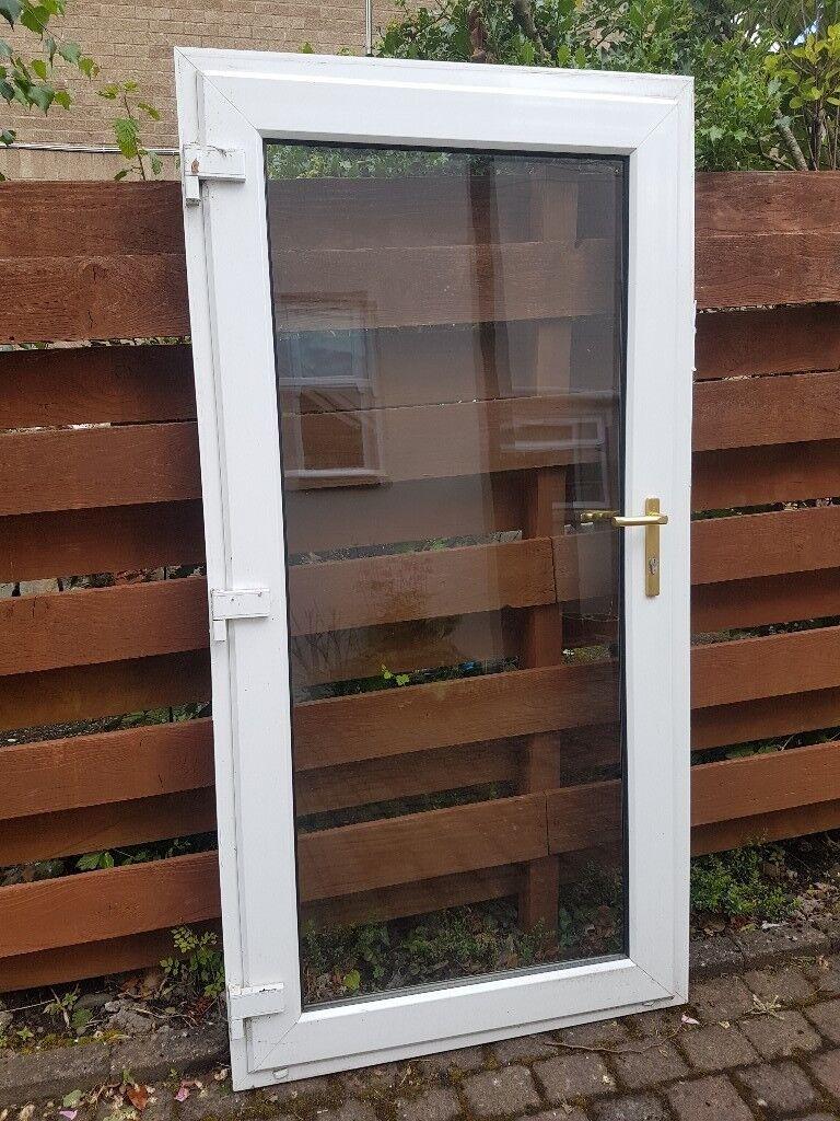 Pleasing Upvc Double Glazed Glass Door In Falkirk Gumtree Door Handles Collection Dhjemzonderlifede