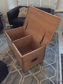 Beautiful Antique Trunk or Chest