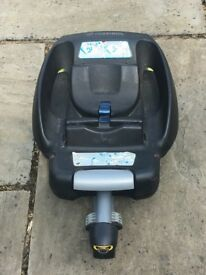Maxi Cosi Isofix Car Seat Base and Car Seat