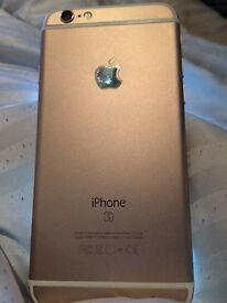 Apple iphone 6s ( 02 ) rose gold