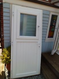upvc door , pvc door , stable door