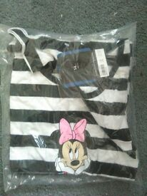 New Minnie mouse Top