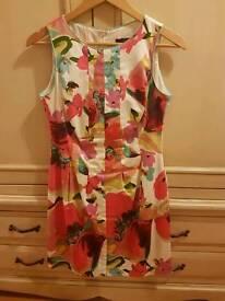 Ladies floral coast dress