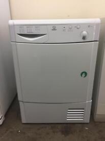 ✅Indesit condenser tumble dryer can deliver