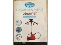 Quest Garment Steamer