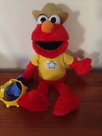 Let's imagine Elmo with 3 hats used but in good working order