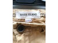 River Island boys shorts 11-12