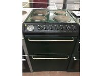 55CM GREEN ELECTRIC COOKER