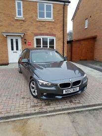 2012 320d EfficientDynamics, Reverse camera, BMW F30