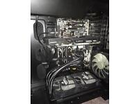 Custom built Intel Gaming Rig
