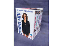 ALLY McBEAL COMPLETE DVD COLLECTION SEASONS 1 - 5
