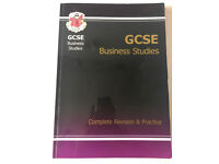 CGP, GCSE Business Studies/complete revision and practice.