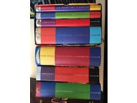 Complete Harry Potter book collection