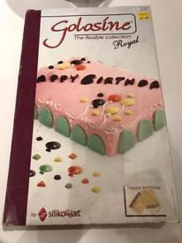 Silicone Mould - Happy Birthday
