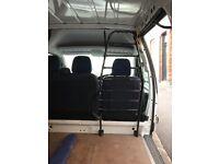 Driver seat bulkhead. Peugeot Expert/Citroen Dispatch/Fiat Scudo
