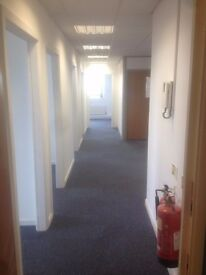 2 to 3 Desk office available just @ £48 Per week, T&C Apply